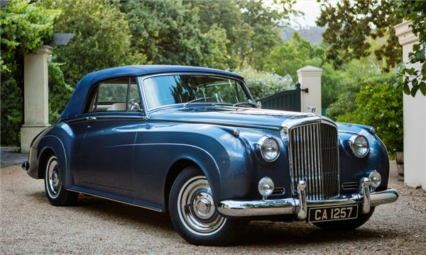 1961 Bentley S2 Continental Drophead Coupe Adaptation ThumbNail