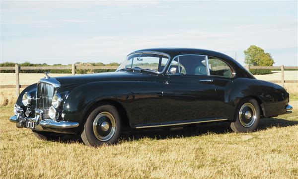 1954 Bentley R-Type Continental Fastback by H.J Mulliner ThumbNail