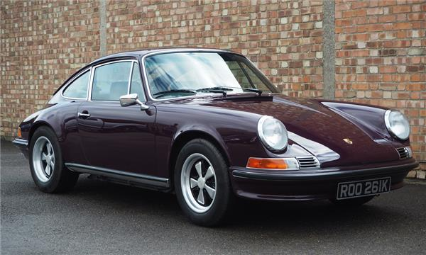 1989 Porsche 911S backdated to 1971 911 S ThumbNail