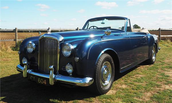 1958 Bentley S1 Continental Park Ward Drophead Coupe ThumbNail