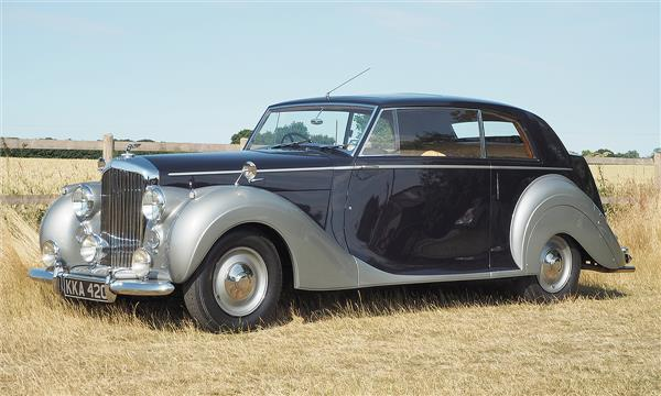 1949 Bentley Mk VI by James Young For Sale