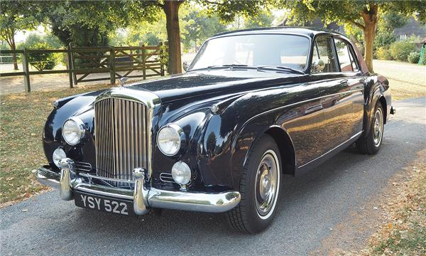 1958 Bentley S1 Continental Flying Spur by H.J Mulliner for sale