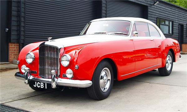 1957 Bentley S1 Continental Fastback