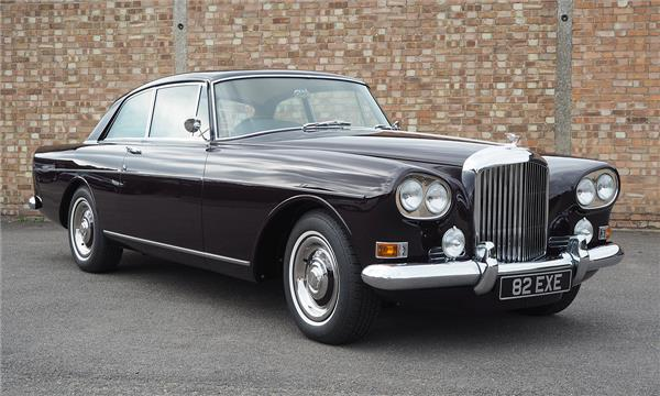 Bentley S3 Mulliner Park Ward ThumbNail